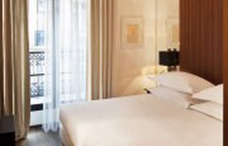 LE METROPOLITAN HOTEL PARIS - Hotel - 1