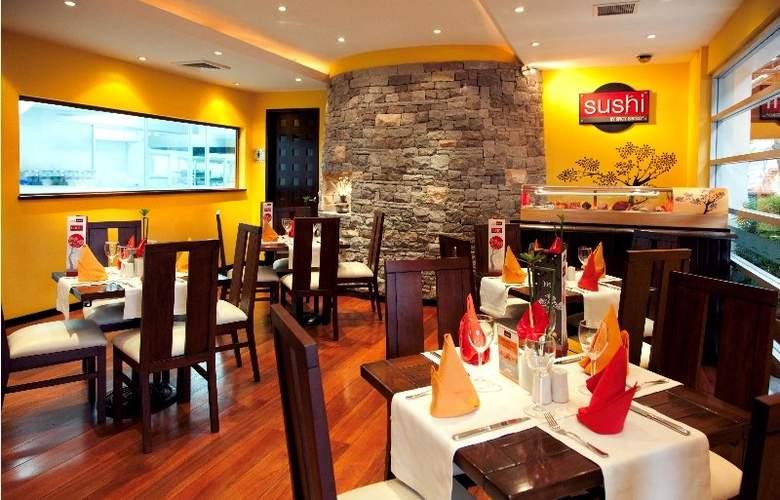 Mercure Hotel Alameda Quito - Restaurant - 18
