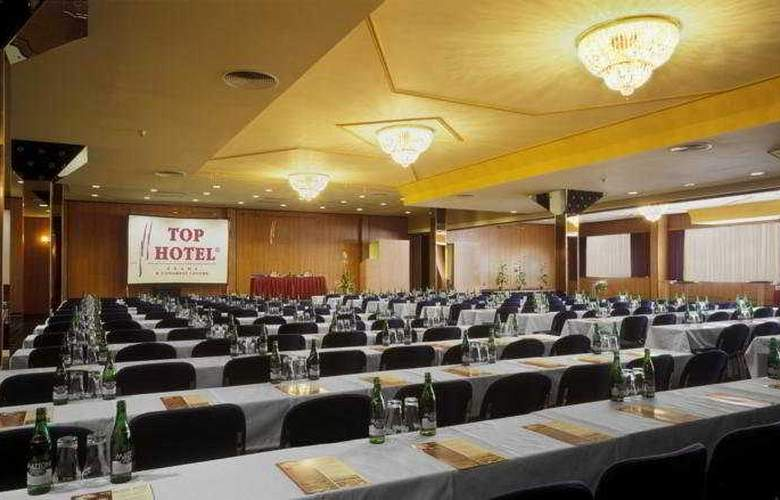 Top Hotel Praha - Conference - 7