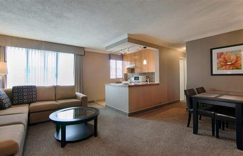 Best Western Plus Inner Harbour - Room - 148