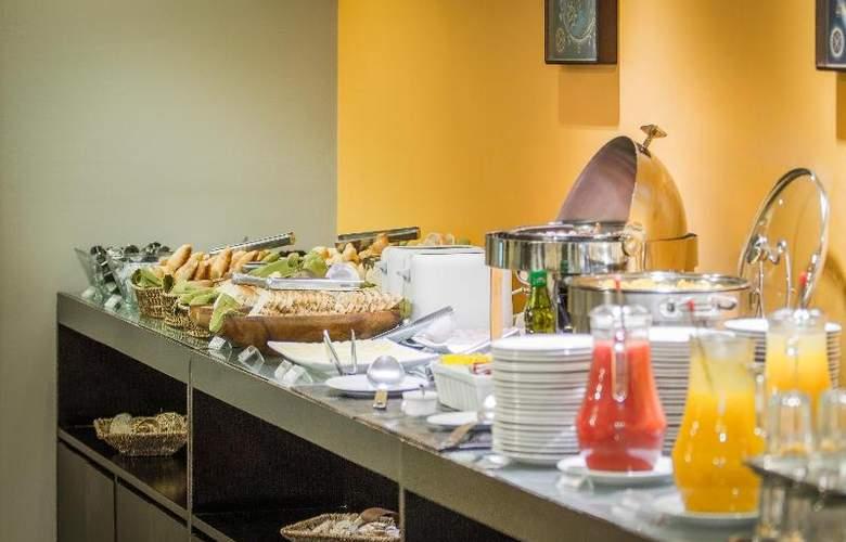 Punta Trouville Apart - Restaurant - 25