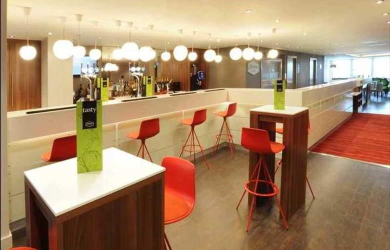 Hampton by Hilton Birmingham Broad Street - Restaurant - 17