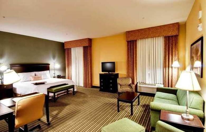 Hampton Inn & Suites Mt. - Hotel - 4