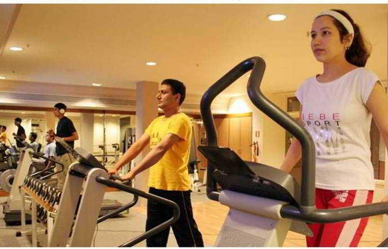 Welcomehotel Rama International - Sport - 9