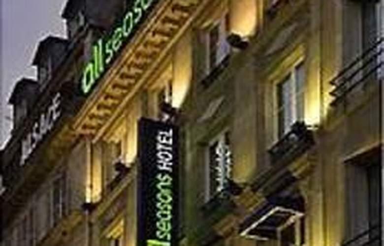 All Seasons Gare De L'est Magenta - Hotel - 2