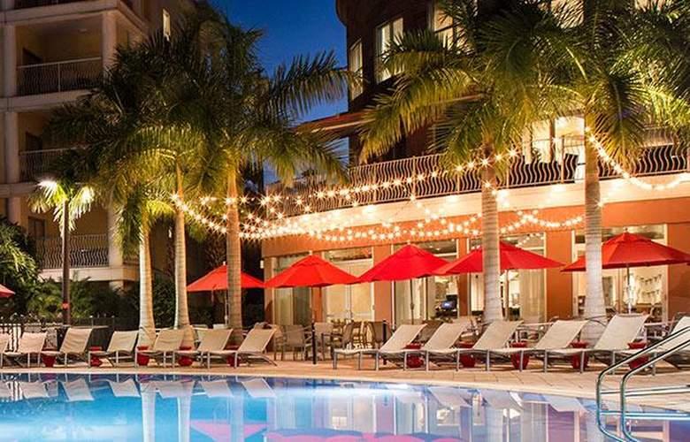 Meliá Orlando Suite Hotel at Celebration - Terrace - 8