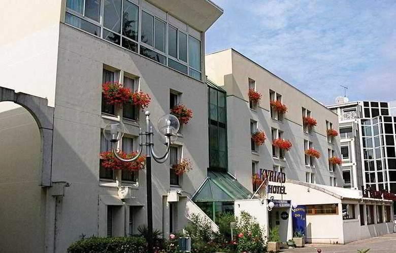 Kyriad Grenoble-Voiron-Centr'Alp - Hotel - 0