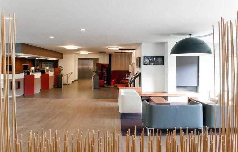 Novotel Antwerpen - Hotel - 14