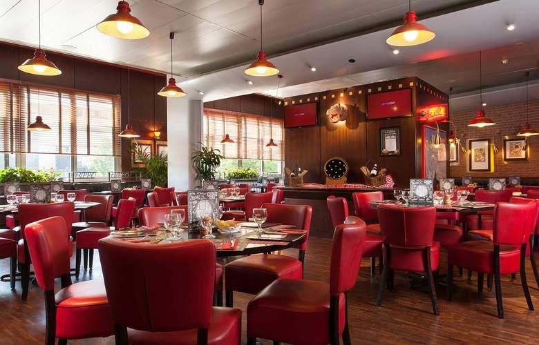 Forest Hill Paris - La Villette - Restaurant - 5