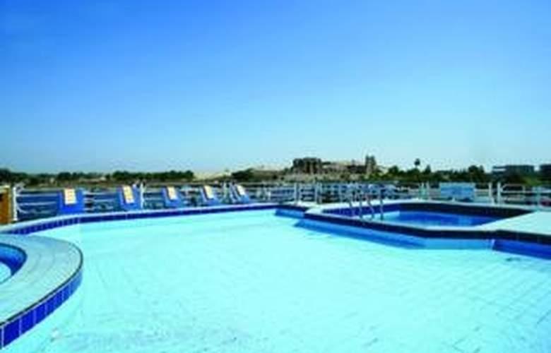 M/S Moevenpick Radamis II Nile Cruise (aswan) - Pool - 7