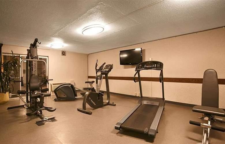 Best Western Brant Park Inn & Conference Centre - Sport - 116