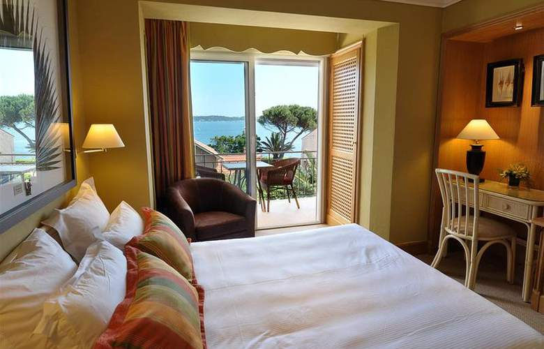 Best Western Hotel Montfleuri - Room - 86