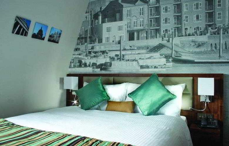 Best Western Plus Seraphine Hotel Hammersmith - Hotel - 11