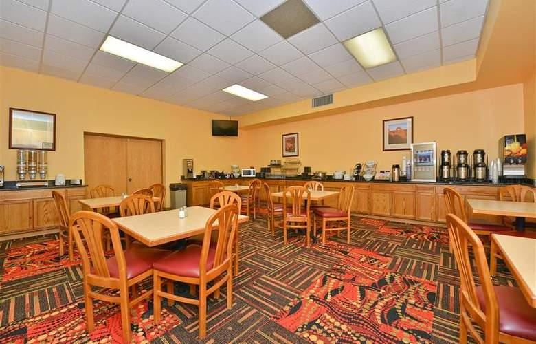 Best Western Red Hills - Restaurant - 1