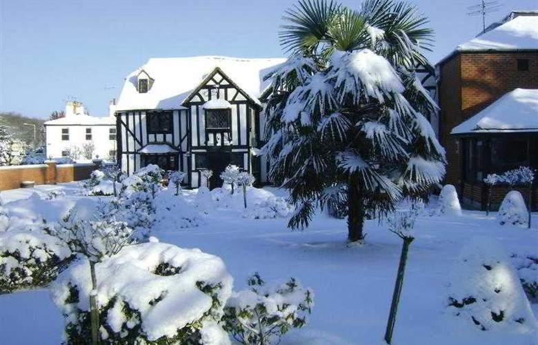Best Western Donnington Manor - Hotel - 25