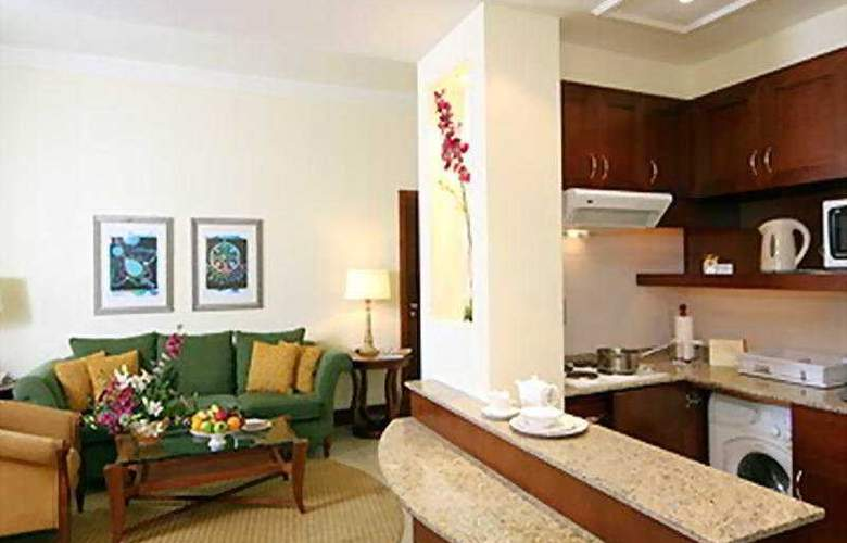 City Seasons Suites - Room - 3