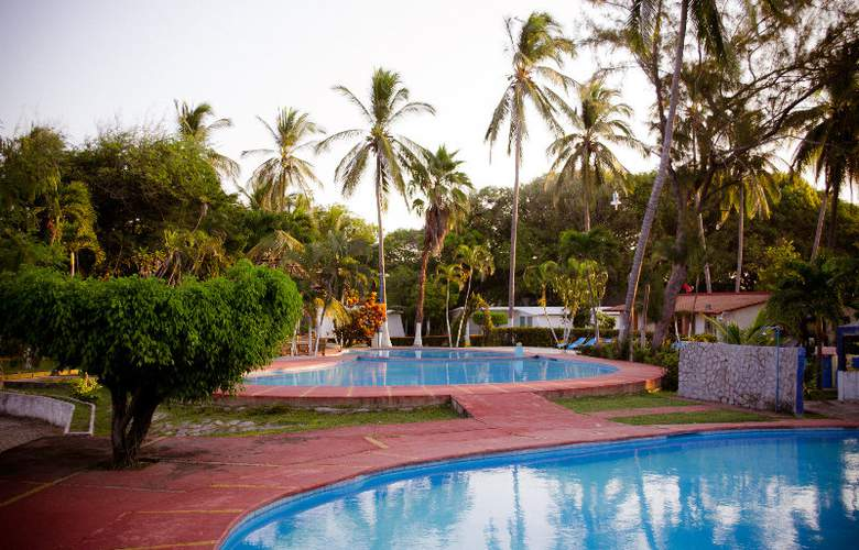 Hotel Piedras de Sol Acapulco Diamante - Pool - 5