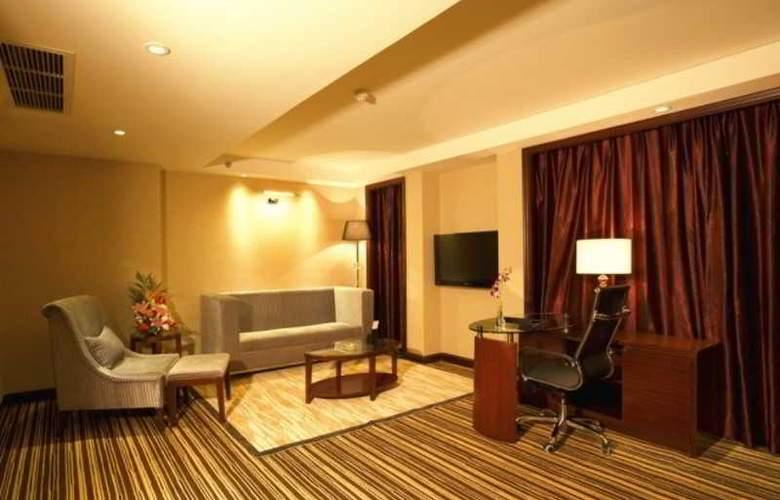 Leeden Hotel Chengdu - Room - 13