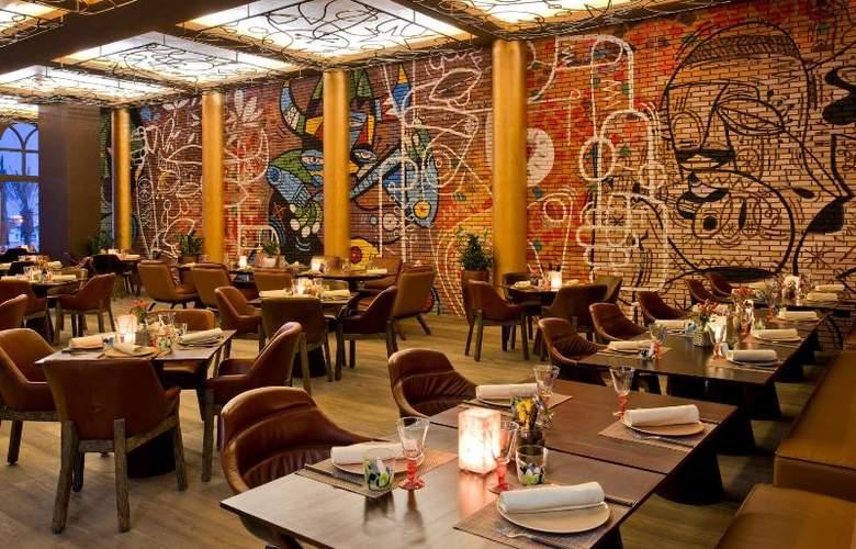 Marsa Malaz Kempinski, The Pearl - Restaurant - 14