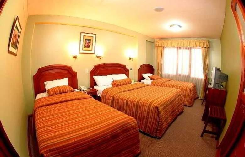 Mabey Cusco Palacio Imperial - Room - 4