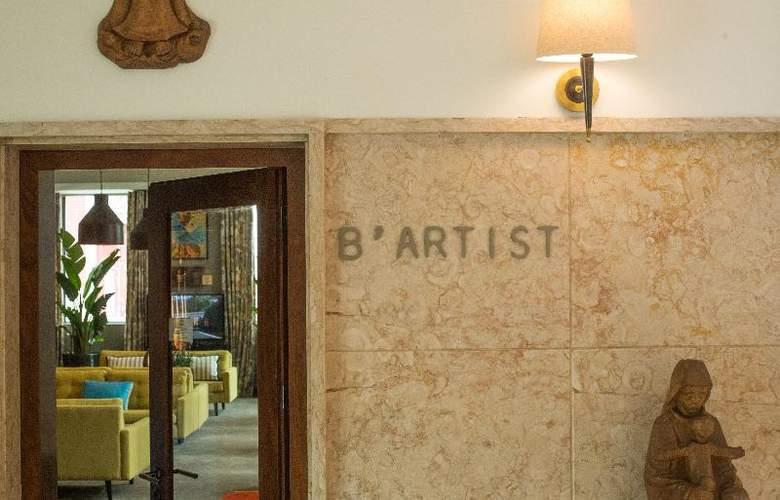 The Artist Porto Hotel & Bistro - Bar - 27