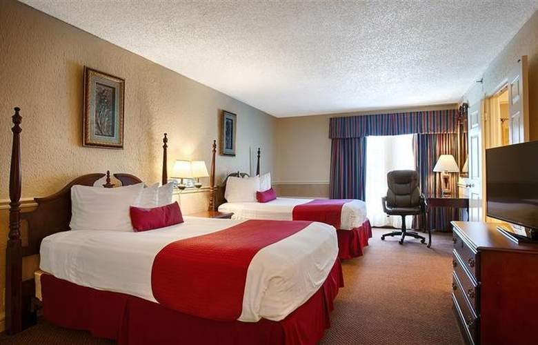 Best Western Chateau Louisianne - Room - 158