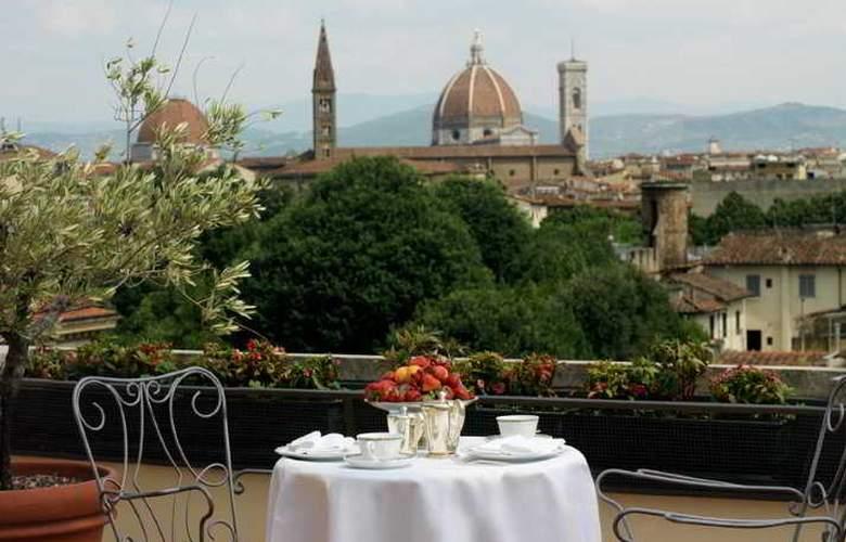 Sina Villa Medici - Terrace - 5