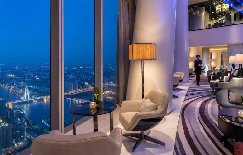 Four Seasons Hotel Guangzhou - Bar - 11