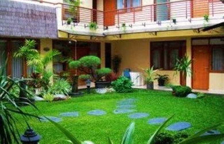 Gandasari Hotel-Resto-Cafe - General - 1