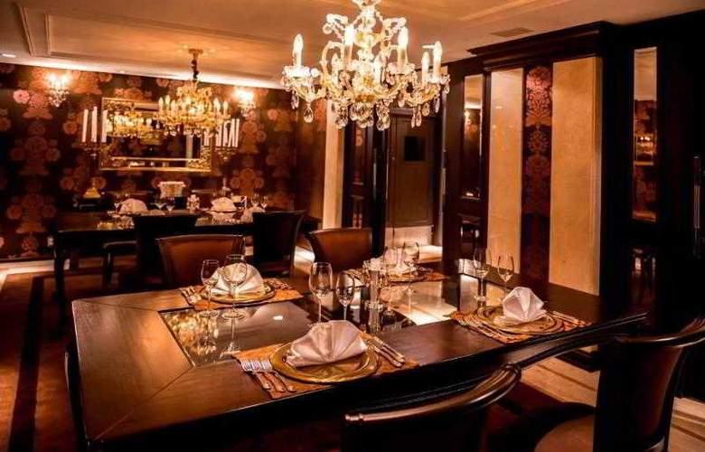 Wish Serrano Resort & Convention - Restaurant - 11