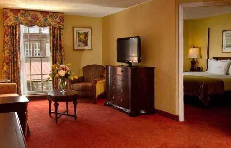 Doubletree Guest Suites Charleston-Historic - Hotel - 2