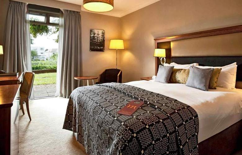 Mercure London Staines - Room - 1