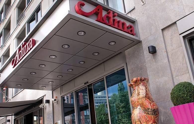 Adina Apartment Hotel Berlin Hackescher Markt - Hotel - 0