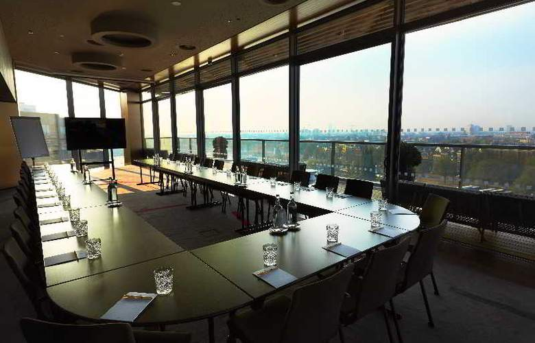 DoubleTree by Hilton Amsterdam Centraal Station - Conference - 32
