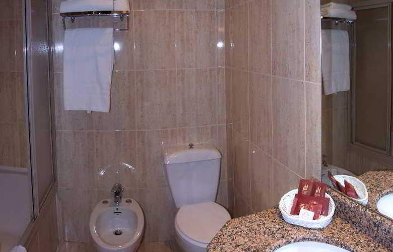 Sercotel Ciudad de Burgos - Room - 41