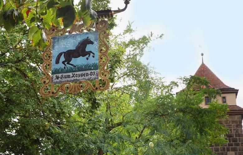 Rappen Rothenburg ob der Tauber - Hotel - 0