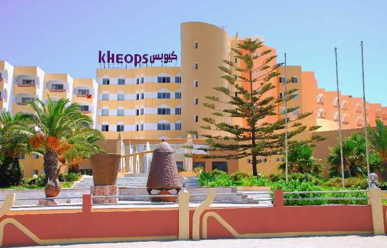 Kheops - Hotel - 0