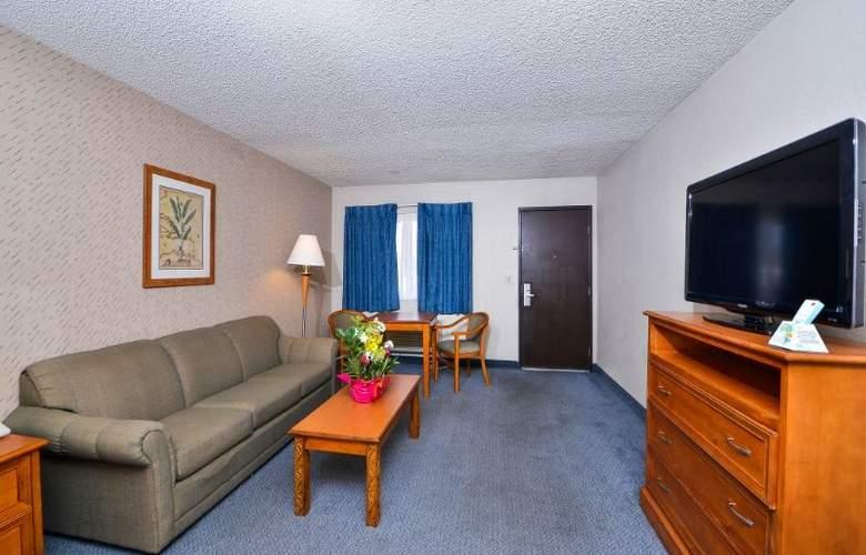 Americas Best Value Inn Downtown Las Vegas - Room - 6