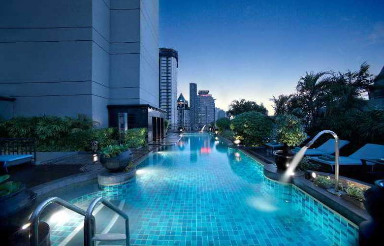 Banyan Tree Bangkok - Pool - 8