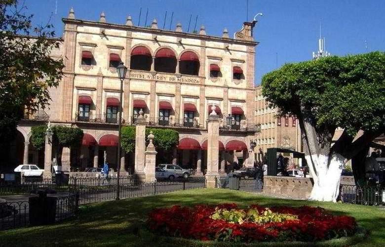 Virrey de Mendoza - General - 2