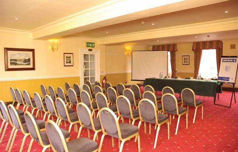 Best Western West Retford - Conference - 72