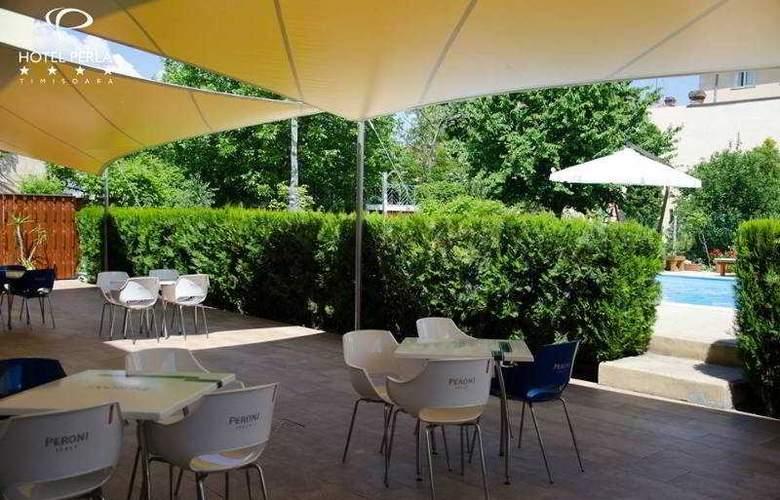 Perla D Oro Hotel - Terrace - 3