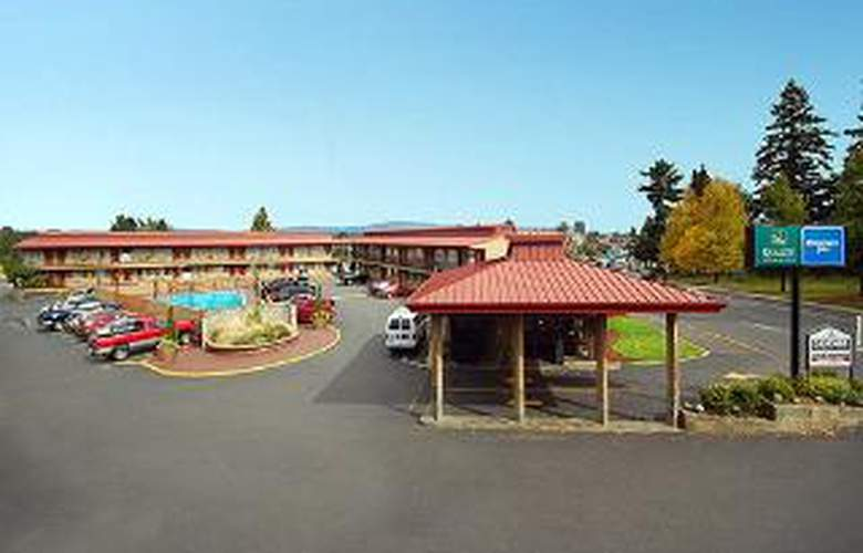 Rodeway Inn At Portland Airport - Hotel - 0