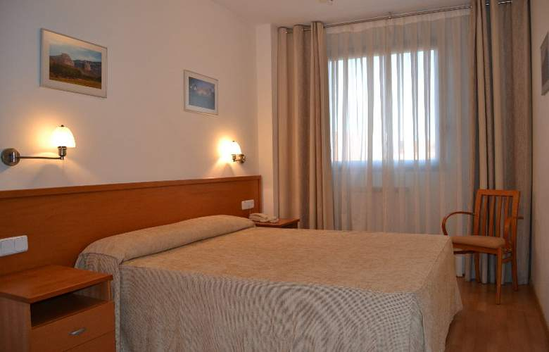 Sercotel Aparthotel Suites Huesca - Room - 5