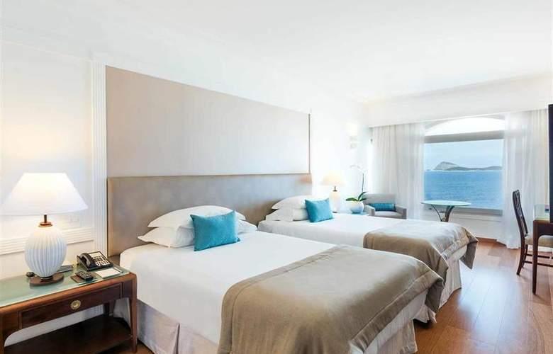 Sofitel Rio de Janeiro Ipanema - Room - 36