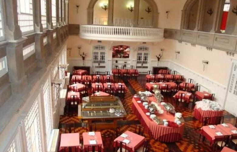 Inatel Sao Pedro do Sul - Restaurant - 4