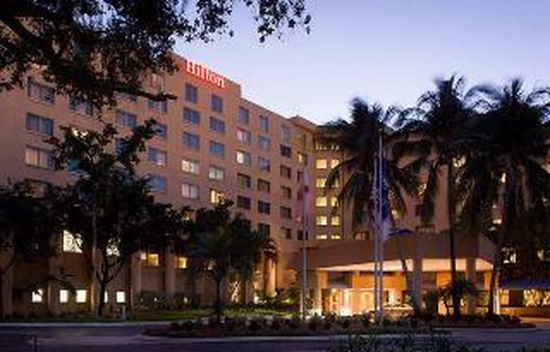 Hilton Fort Lauderdale Airport - General - 1