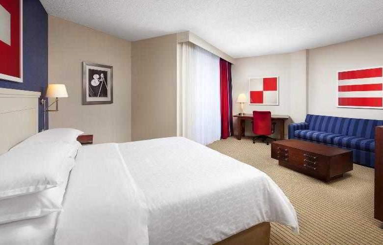 Sheraton San Diego Hotel & Marina - Room - 27