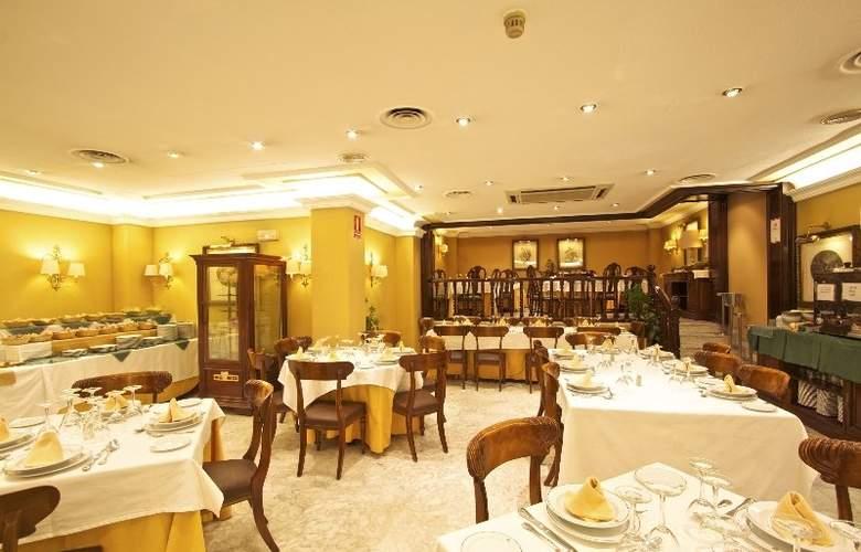 Princesa Ana - Restaurant - 3