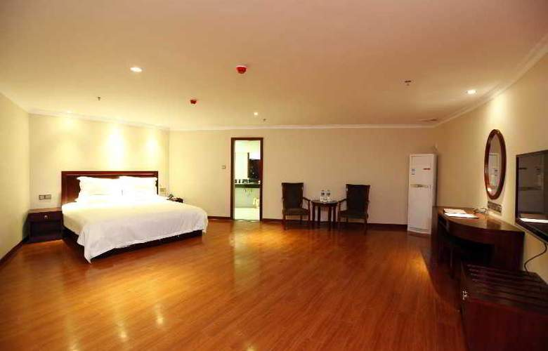 Green Tree Inn Hotel Jinhu Business Hotel - Room - 4